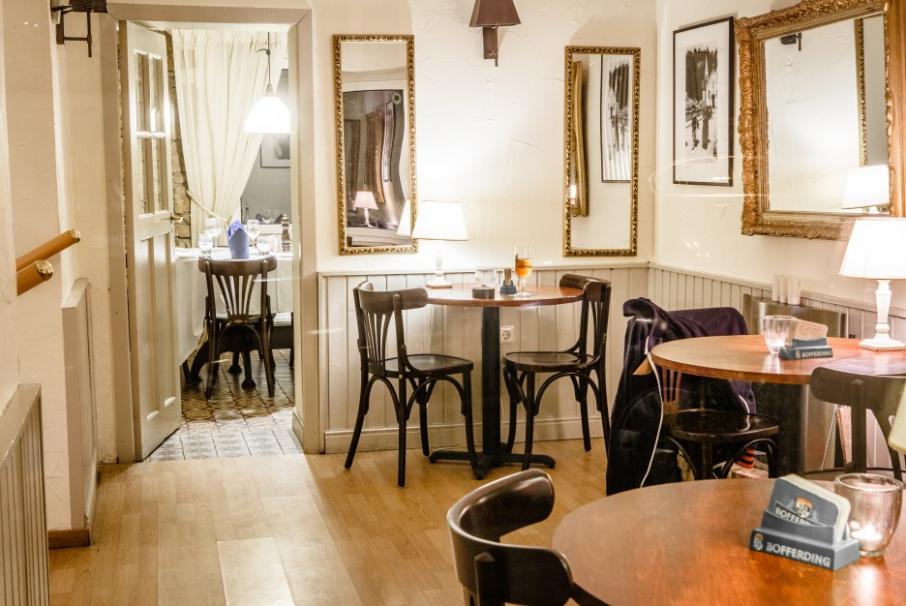 Brasserie Kirchberg - Vue de l'intérieur 4