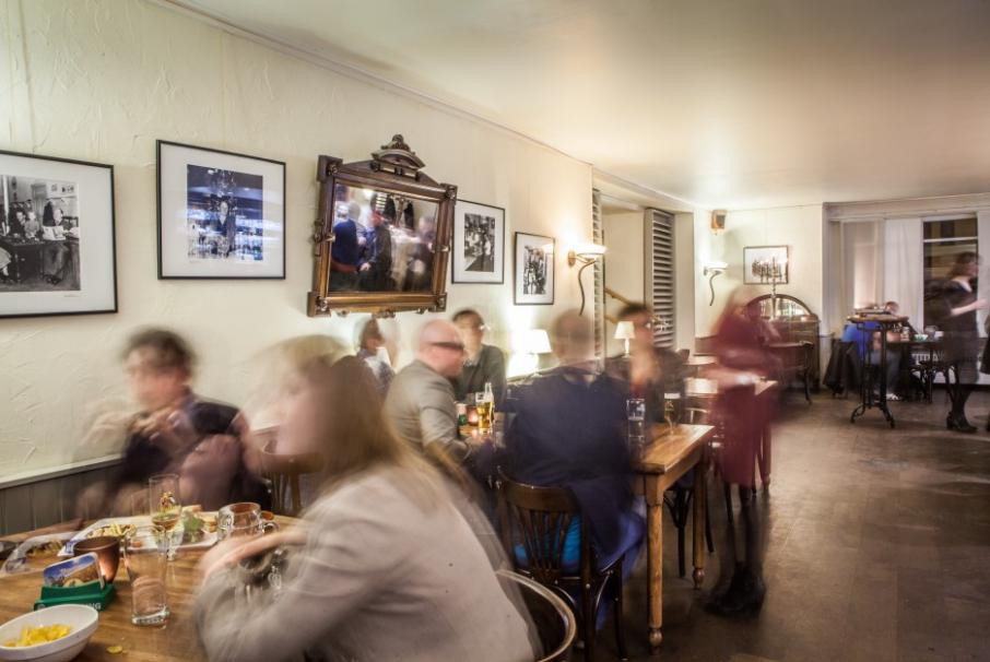 Brasserie Kirchberg - Vue de l'intérieur 5