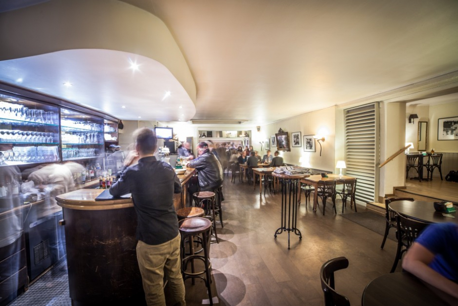 Brasserie Kirchberg - Vue de l'intérieur 6