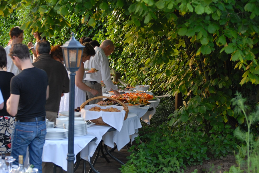 Brasserie Kirchberg - Vue de l'extérieur